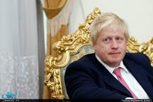 پیروزی «بوریس جانسون» در در دور اول انتخاب نخستوزیری بریتانیا