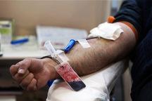 1042 عزادار حسینی در مهاباد برای اهدای خون مراجعه کردند