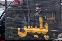 هلاکت قاتل طلبه همدانی در عملیات ماموران نیروی انتظامی  عکس با اسلحه عامل شناسایی قاتل