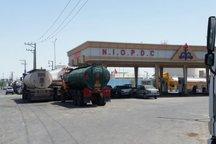 بهای تعادلی فرآورده های نفتی در مرز مهران افزایش یافت