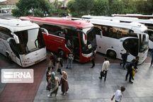 ورود ناوگان مسافری بین شهری به سیستان و بلوچستان ممنوع شد