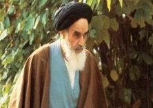 Imam Khomeini viewed happiness in light of moral and spiritual values