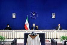 روحانی: اهداف بودجه 99 در زمینه رونق تولید و فقر زدایی تحقق خواهد یافت/ قالیباف: درگیر یک جنگ اقتصادی هستیم/ رییسی: آماده همکاری با دولت هستیم