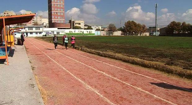 بانوی ورزشکار خداآفرین در مسابقات روستایی سوم شد