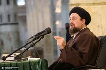 سید حسن خمینی: عید باید موطن رفع کینه ها و موعد زدودن دشمنی ها باشد