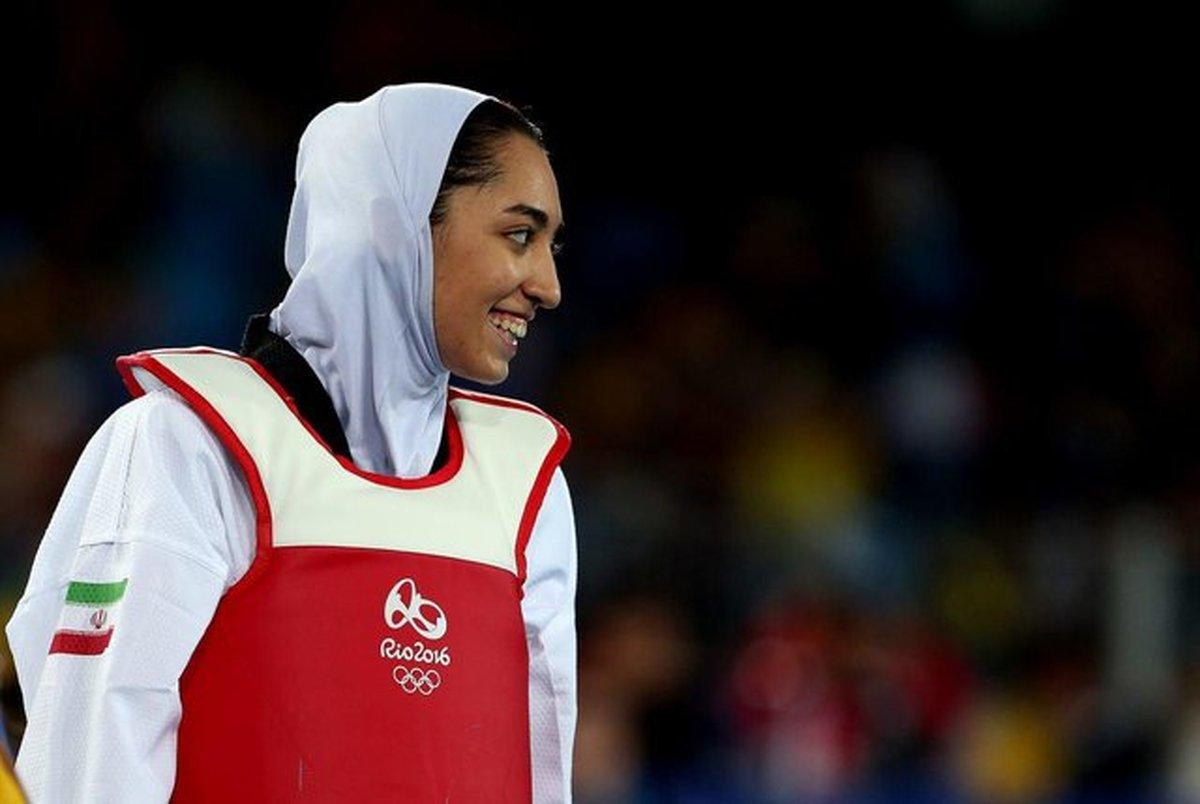 حضور ۵ ایرانی در تیم پناهندگان / کیمیا علیزاده سهمیه المپیک گرفت+ عکس
