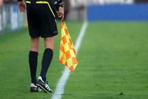 داور بازی هفته گذشته نساجی و سپاهان محروم شد