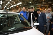 ترانزیت مشکل اساسی شرکت ایران خودروی مازندران