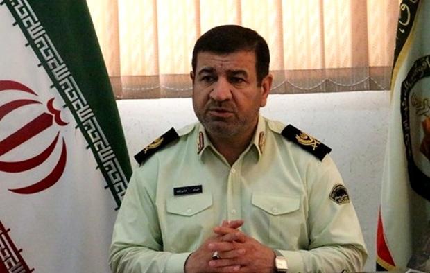 جرائم خشن در خوزستان 20 کاهش یافت