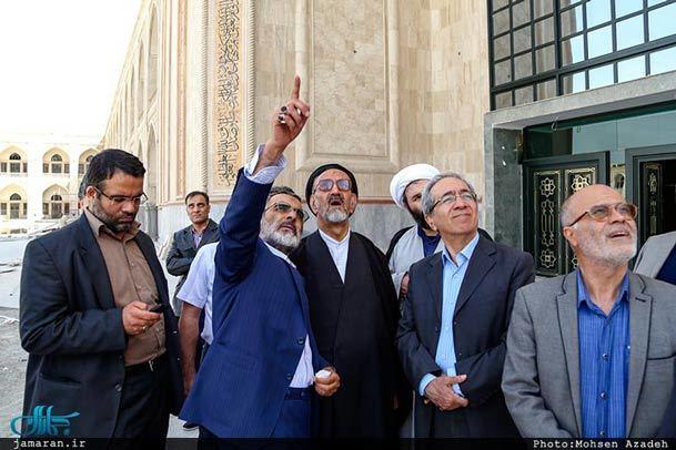 حرم امام خمینی؛ از مکان یابی تا ساخت