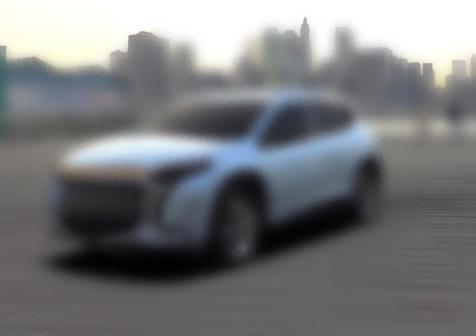 اولین تصاویر از کراس اوور جدید ایران خودرو+ عکس