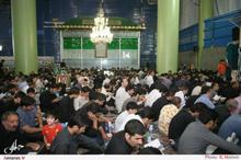 مراسم احیاء شب بیست و سوم  در حرم امام راحل