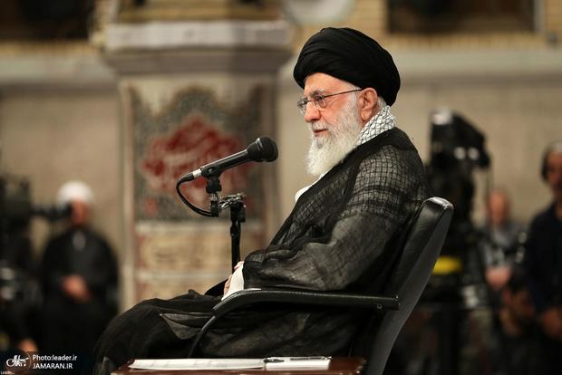 تأکید مجدد حضرت آیتالله خامنهای بر ممنوعیت برهنه شدن در عزاداری