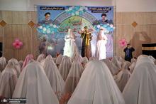جشن عبادت دختران مدارس منطقه ۱۹ در حرم مطهر امامخمینی(س)