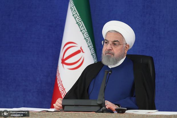 روحانی: اصلاح ساختاری بودجه، مبنای بودجه 1400 خواهد بود