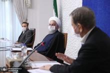 روحانی دلایل آسیب به بورس را اعلام کرد