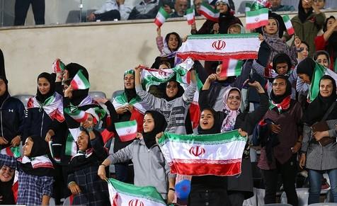 تاریخ حضور زنان در استادیوم مشخص شد