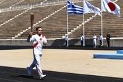 برنامه حمل مشعل المپیک توکیو بدون تغییر ماند