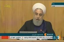 رئیس جمهور: برجام به نفع منطقه و کل جهان و به ضرر دشمنان ایران بود