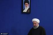 روحانی: چند هفته پیش رهبر انقلاب دستوری درباره مذاکرات وین دادند که ابلاغ کردم/ به ملت ایران قول میدهم پایان مذاکرات وین، پیروزی مردم است/ چشم همه دنیا به انتخابات ایران دوخته شده است