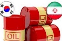افزایش واردات نفت کره جنوبی از ایران
