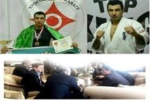 سرکنسول ایران در اربیل عراق: کاراتهکای ارومیهای بازداشت شده در عراق آزاد شد