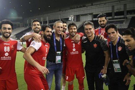 گل محمدی: من و بازیکنان گلایه داریم اما الان زمانش نیست