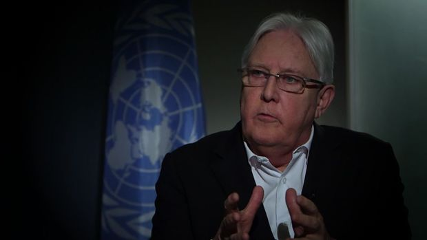 نماینده ویژه سازمان ملل در امور یمن به ایران آمد