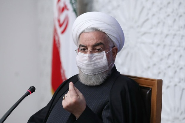 دفاع روحانی از نرخ تورم فعلی و انتقاد وی از تصویب نشدن FATF