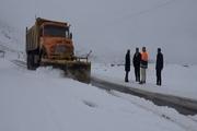 سطح آزادراههای زنجان یخ زده است