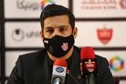 ابراهیم شکوری: صحیح نیست مدیر باشگاه رقیب در مورد پرسپولیس صحبت کند
