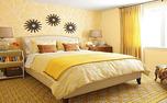 بدترین رنگ ها برای اتاق خواب