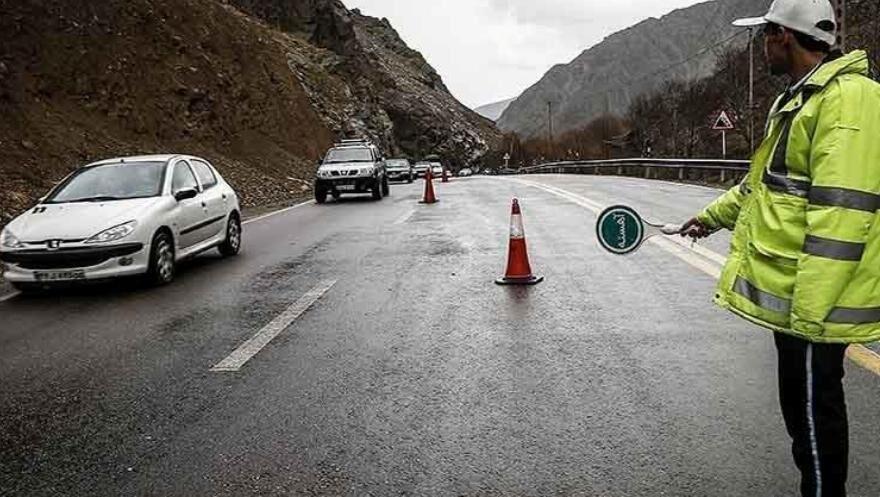 محدودیت تردد در ۱۰ ورودی خراسان جنوبی آغاز شد
