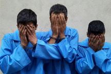 ربایندگان کودک در اراک دستگیر شدند