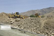 ساخت و سازهای شمال غرب شهرک آرین شیراز خلاف قانون اعلام شد