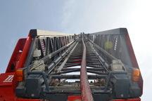 شهردار پایتخت: نردبان های آتش نشانی از گمرک ترخیص شد
