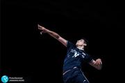 تمجید سایت رسمی لیگ ملت های والیبال از  پشت خط زن جوان تیم ملی