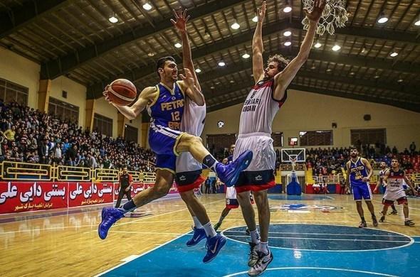 نمایندگان بسکتبال خوزستان حریفان خود را در لیگ برتر شناختند