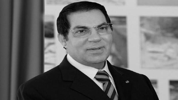 مرگ «زین العابدین بن علی» رئیس جمهور فراری تونس