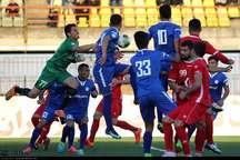 سپیدرود بحران زده مغلوب استقلال خوزستان شد