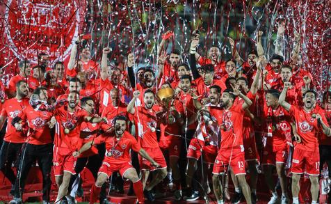 هت تریک قهرمانی پرسپولیس در جم/ سپاهان و استقلال سهمیه آسیا گرفتند/ سقوط سپیدرود به لیگ دسته یک+جدول