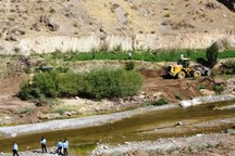 144هزار مترمربع حریم رودخانه های دماوند آزاد شد