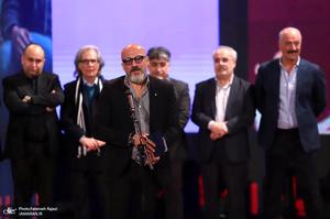 اختتامیه سی و هشتمین جشنواره فیلم فجر -2
