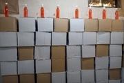 ۱۱ هزار بطری مواد ضدعفونی کننده احتکار شده در تهران کشف شد