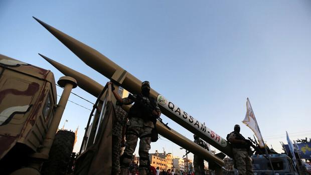 تل آویو زیر آتش موشک های مقاومت فلسطین