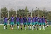 آخرین تمرین تیم ملی پیش از سفر به بحرین+ تصاویر