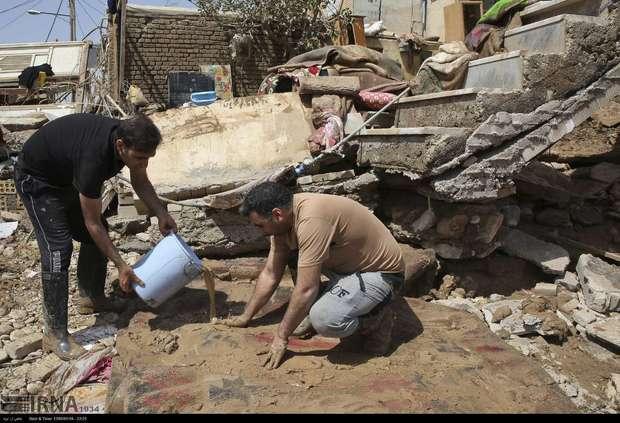 خسارت یکهزارو340 میلیاردریالی سیل به آب شرب روستاهای لرستان