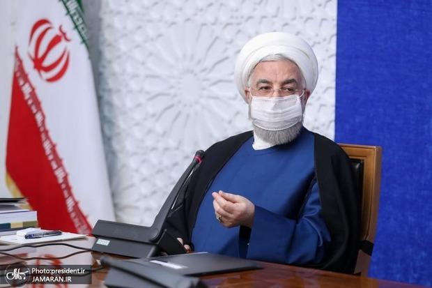 روحانی: مردم حق دارند بدانند