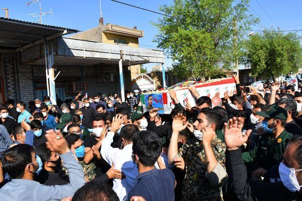 شناسایی هویت سه شهید تازه تفحص شده دزفول