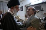 تسلیت رهبر معظم انقلاب در پی درگذشت حیدر رحیمپور ازغدی